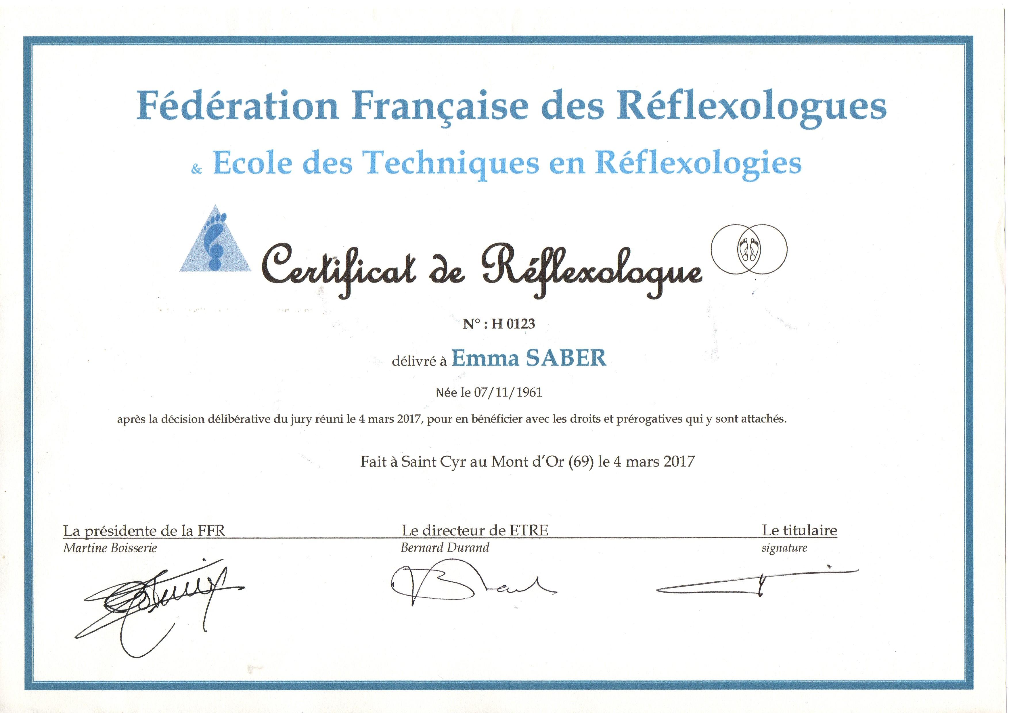 certificat-reflexologie