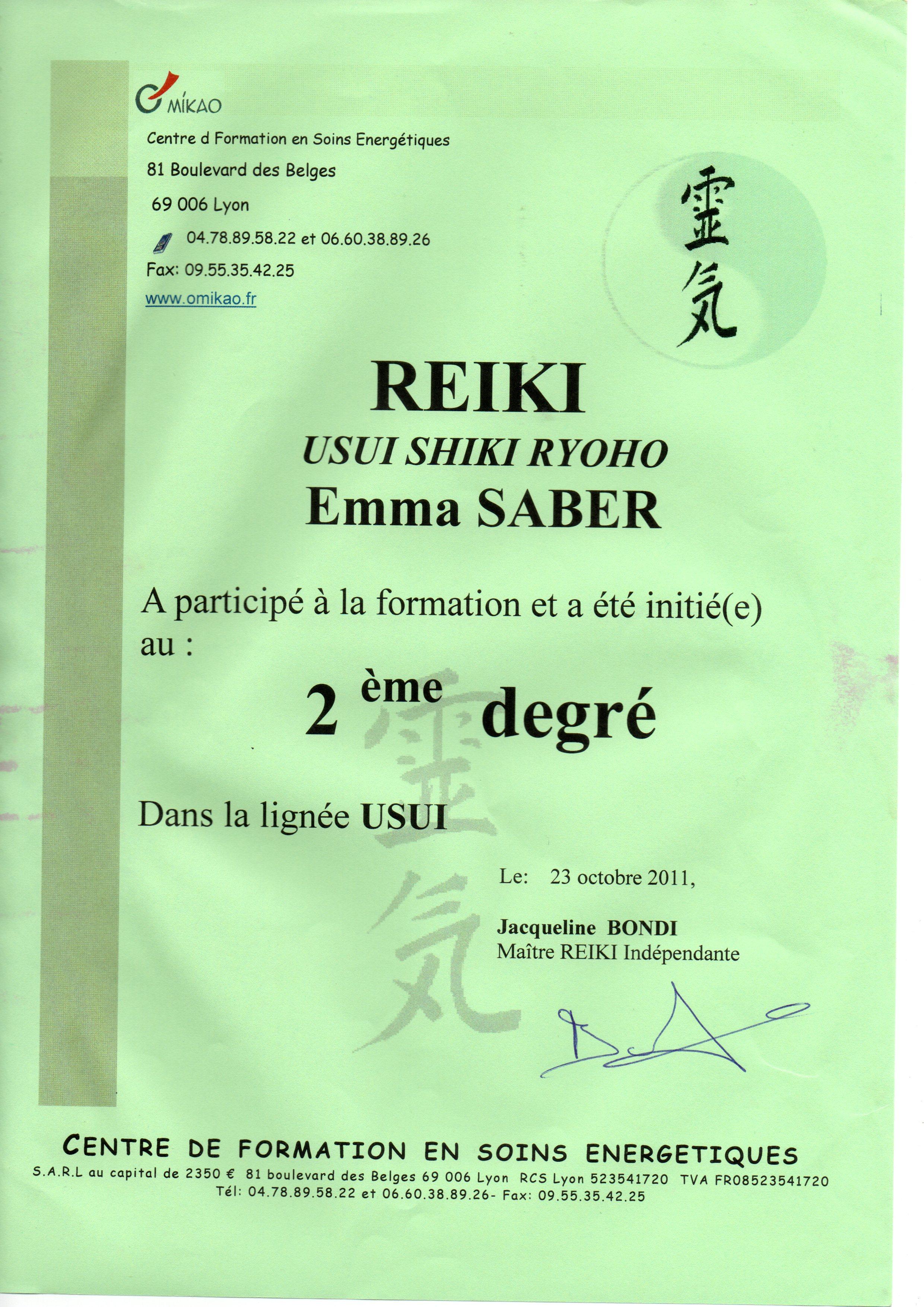 certificat-reiki-deuxieme-degre